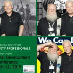 Charlie @ Professional Development Conference – American Society Of Safety Professionals, San Diego