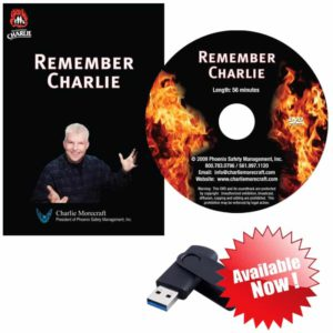 Official Remember Charlie DVD