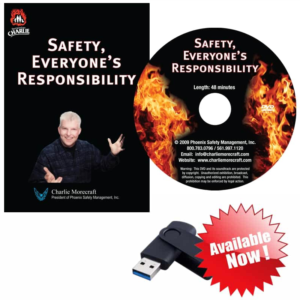 Safety Everyone's Responsibility Official DVD