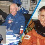 Charlie's Speakers Team – Astronaut Mike Mullane